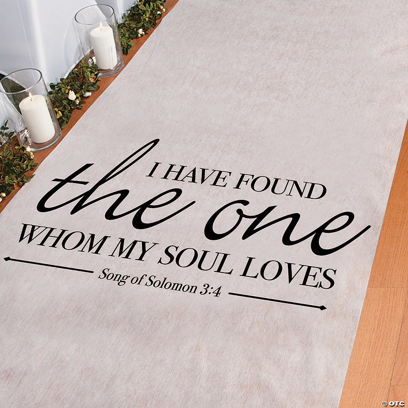 Song of Solomon Aisle Runner Audio Thumbnail