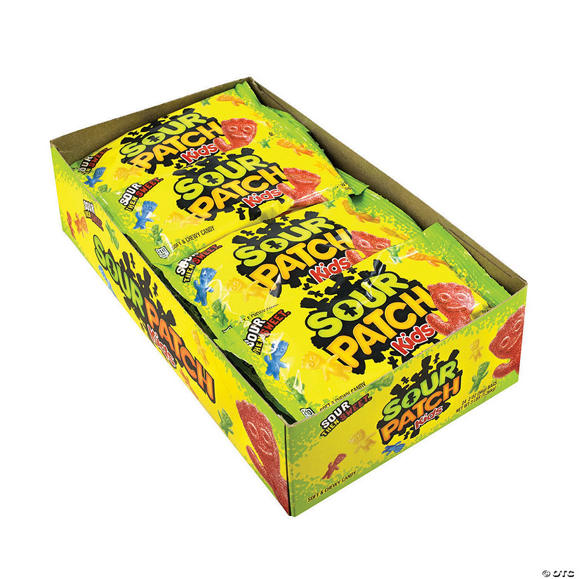 Sour Patch Kids Full Size, 2 oz, 24 Count Image Thumbnail