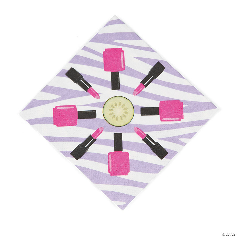 Spa Beverage Napkins