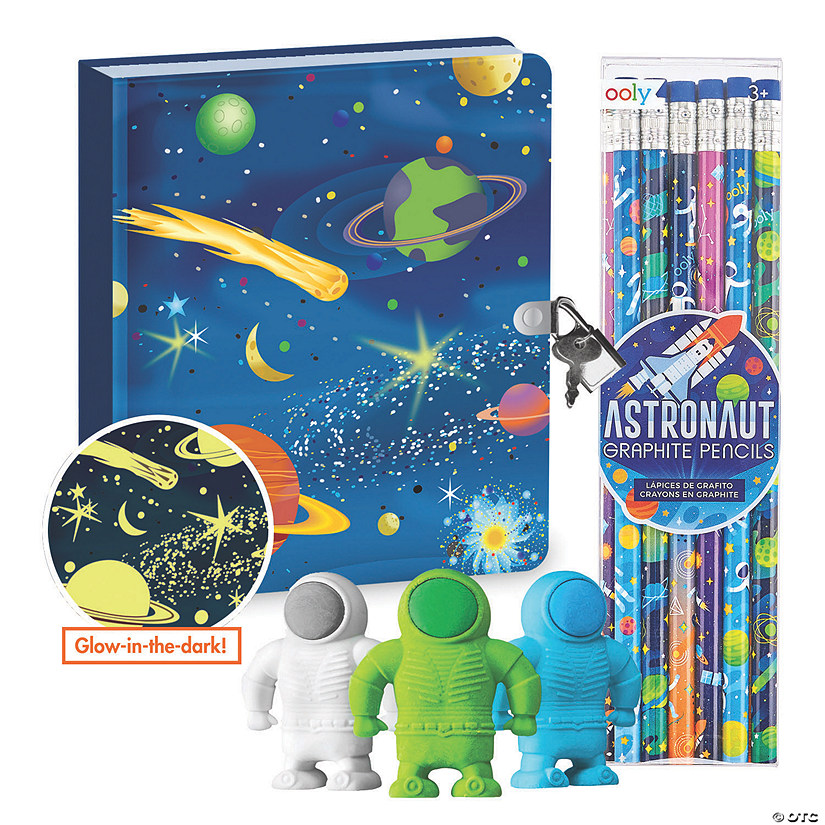 Space Diary Giftset Image Thumbnail