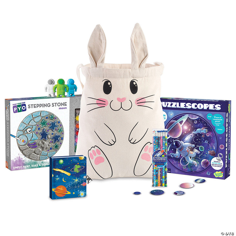 Space Easter Basket: Ages 7+ Image Thumbnail