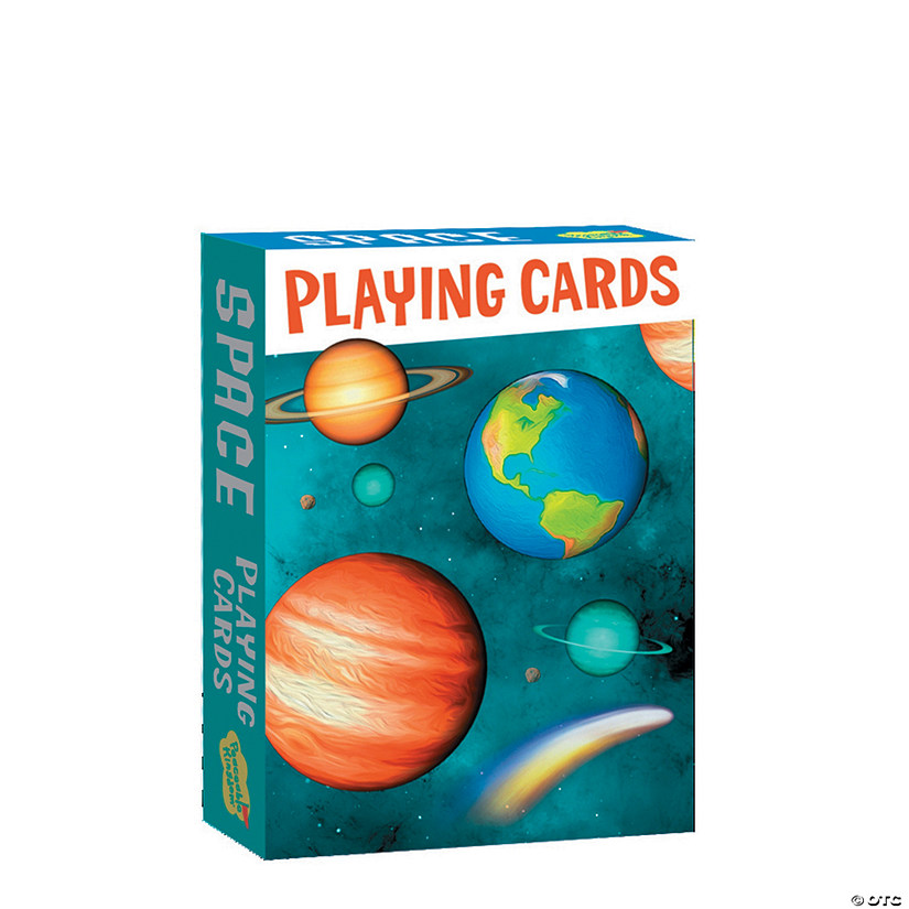 Space Playing Card Pack Audio Thumbnail