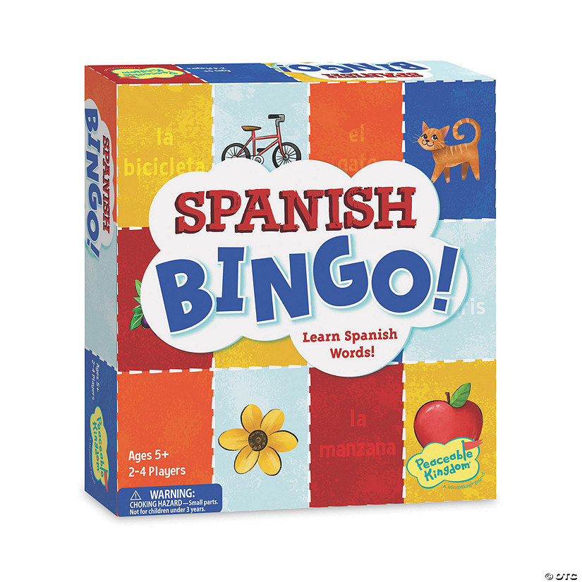 Spanish Bingo Audio Thumbnail