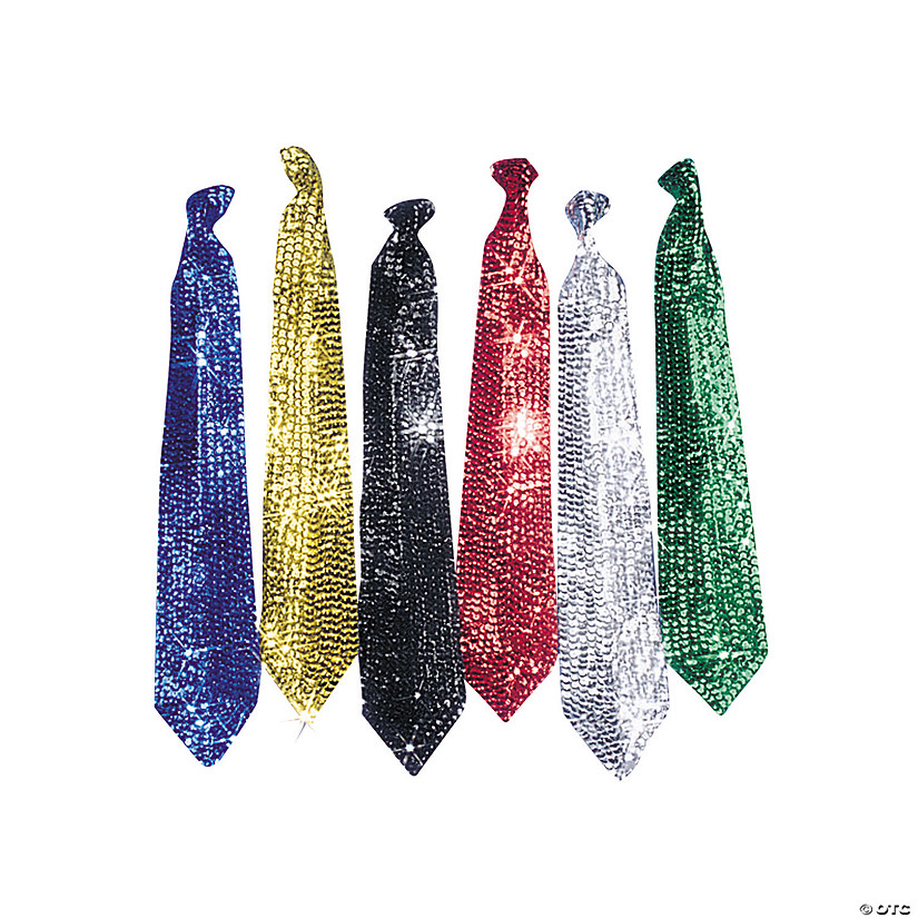 Sparkling Sequin Neckties Audio Thumbnail