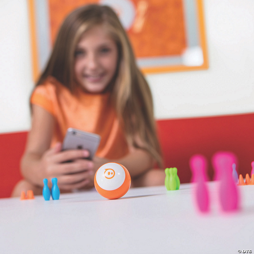 Sphero Mini Orange Image Thumbnail