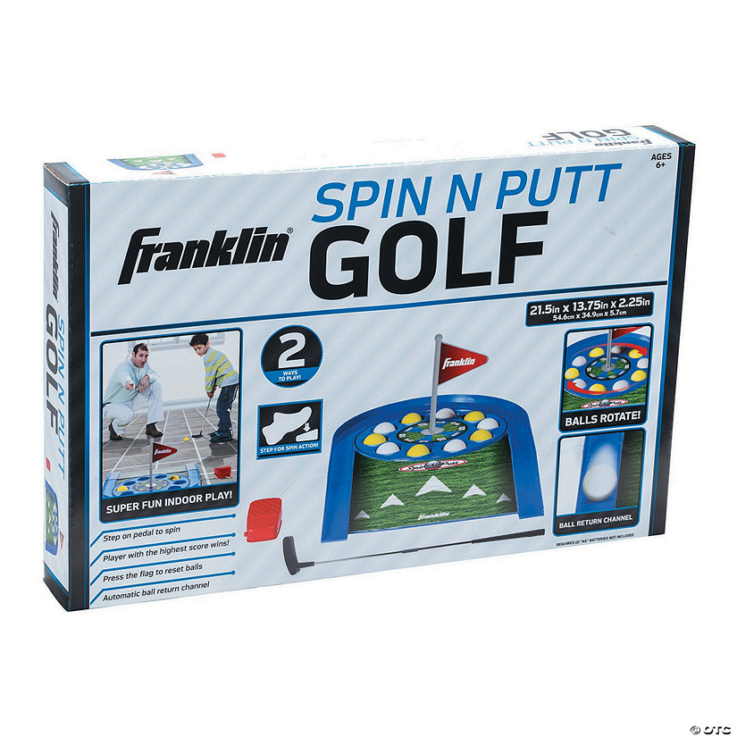 Spin N Putt Golf Image Thumbnail