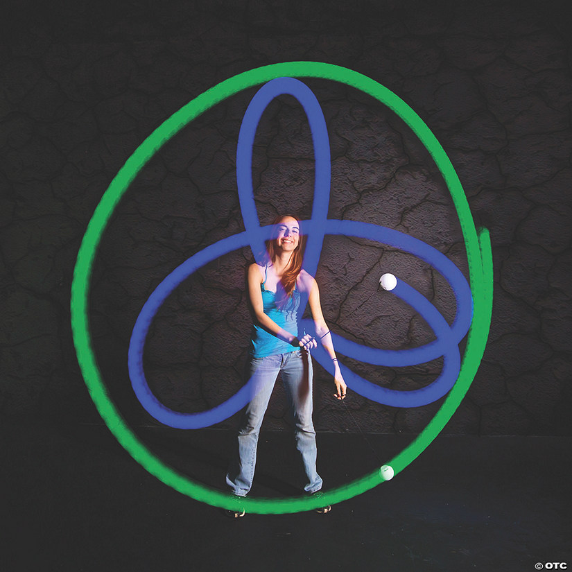 Spinballs LED Poi Set Image Thumbnail
