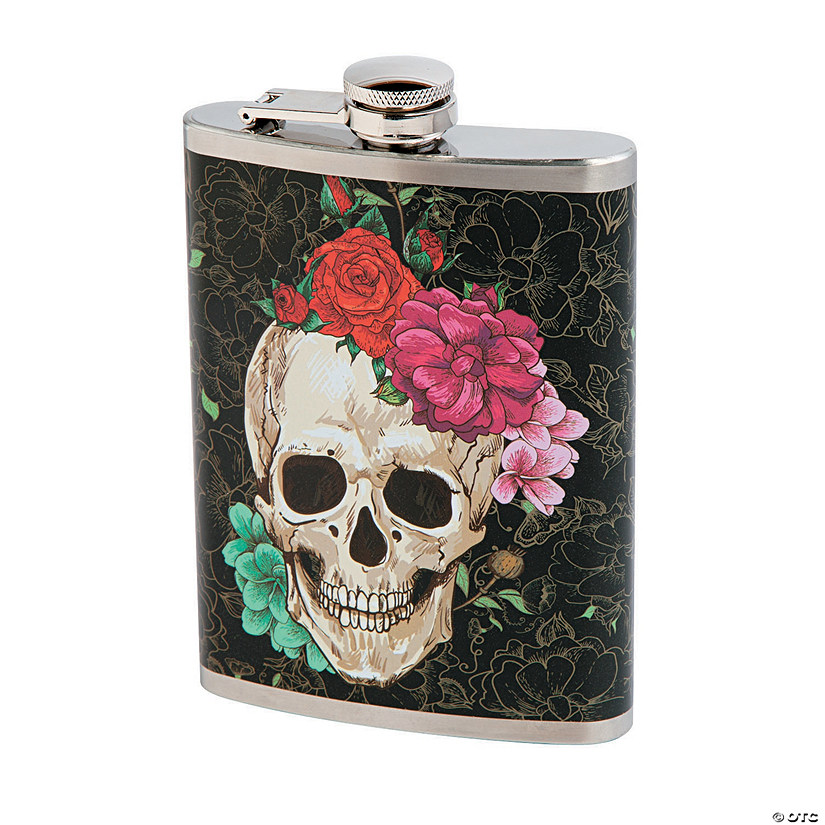 Spooky Floral Flask Audio Thumbnail
