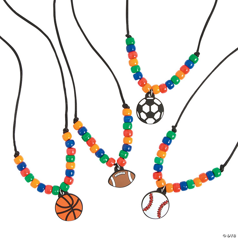 Sports Necklace Craft Kit Audio Thumbnail