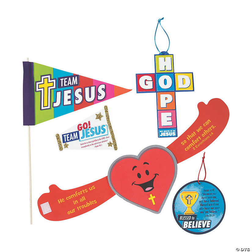 Sports Vbs Craft A Day Assortment Discontinued