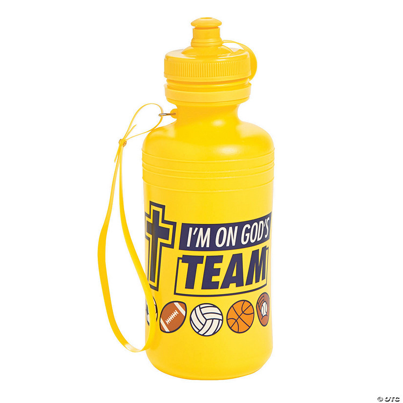Sports VBS Water Bottles Image Thumbnail