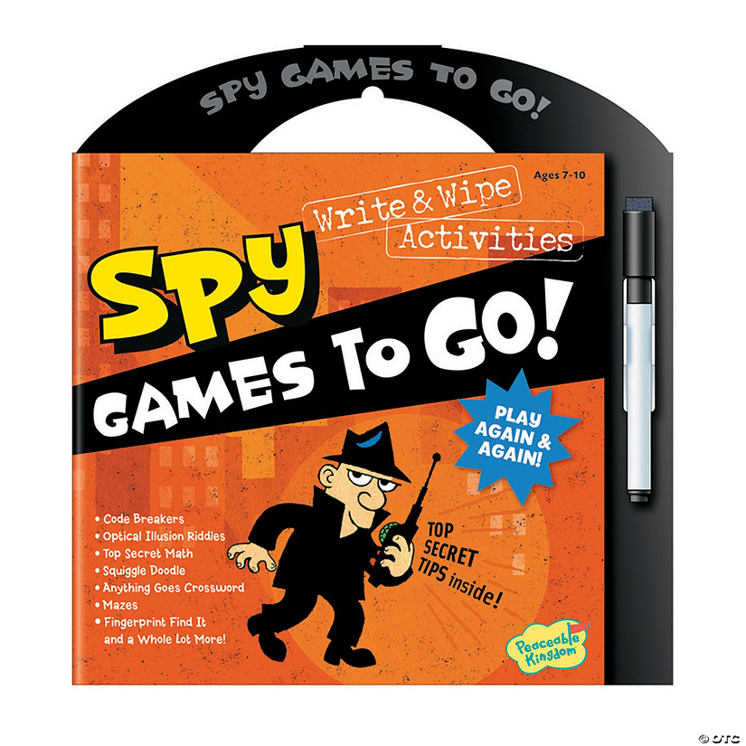 Spy Games To Go Image Thumbnail