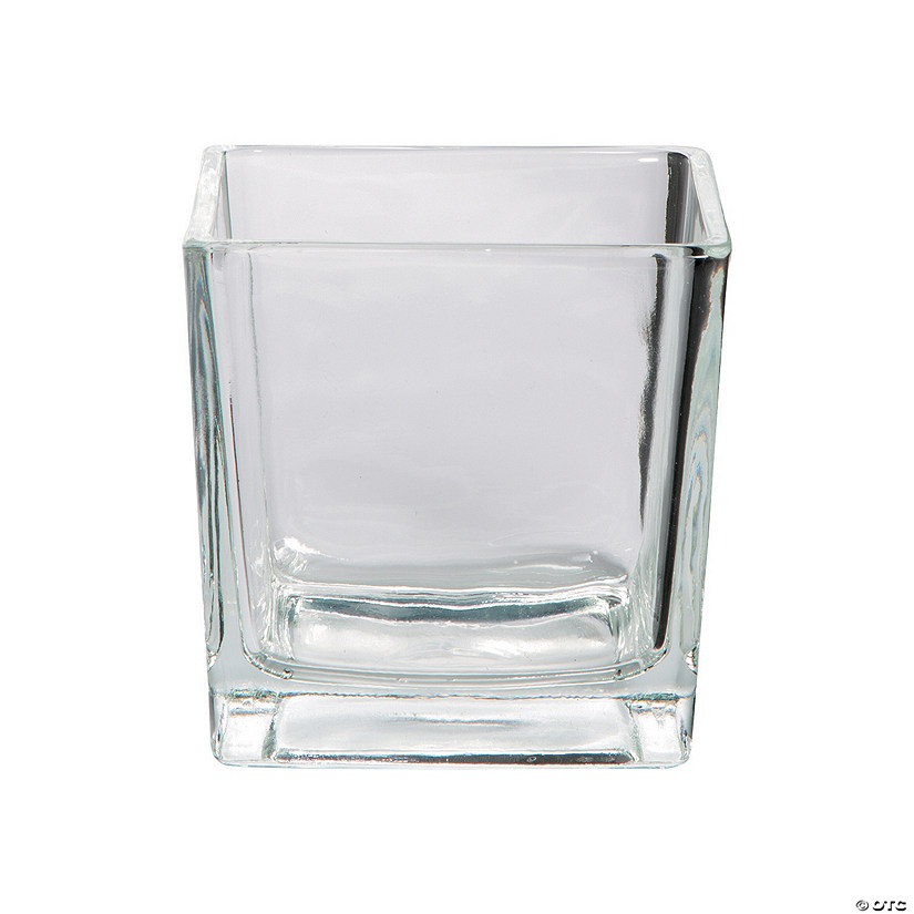 Square Glass Vase Discontinued