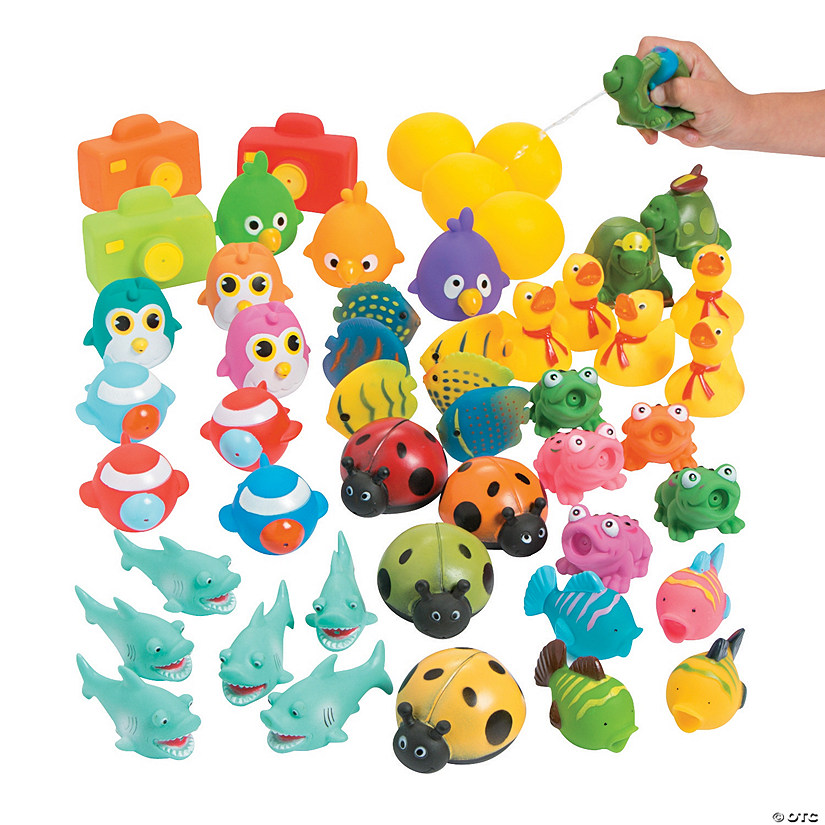 Squirt Toy Assortment Audio Thumbnail