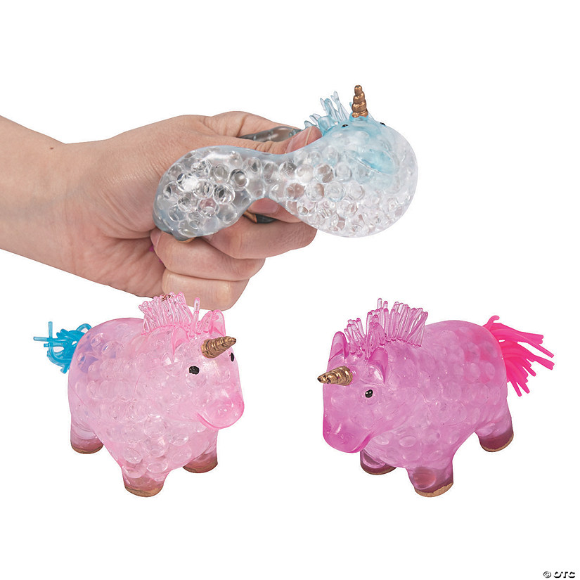 Squishy Water Beads Unicorn Toys Image Thumbnail