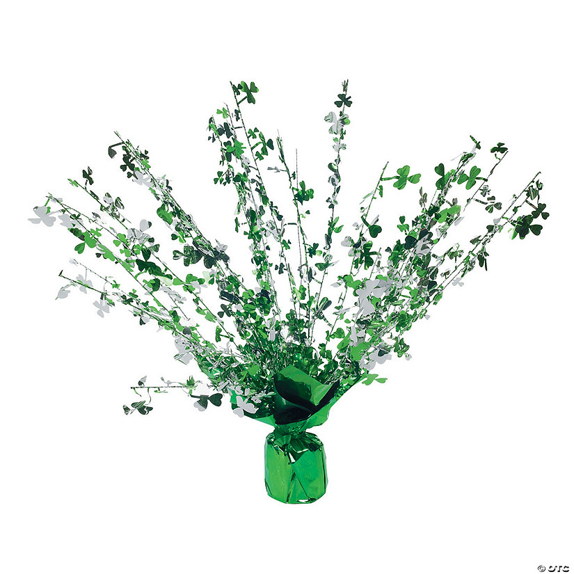 St. Patrick's Day Burst Decoration Image Thumbnail
