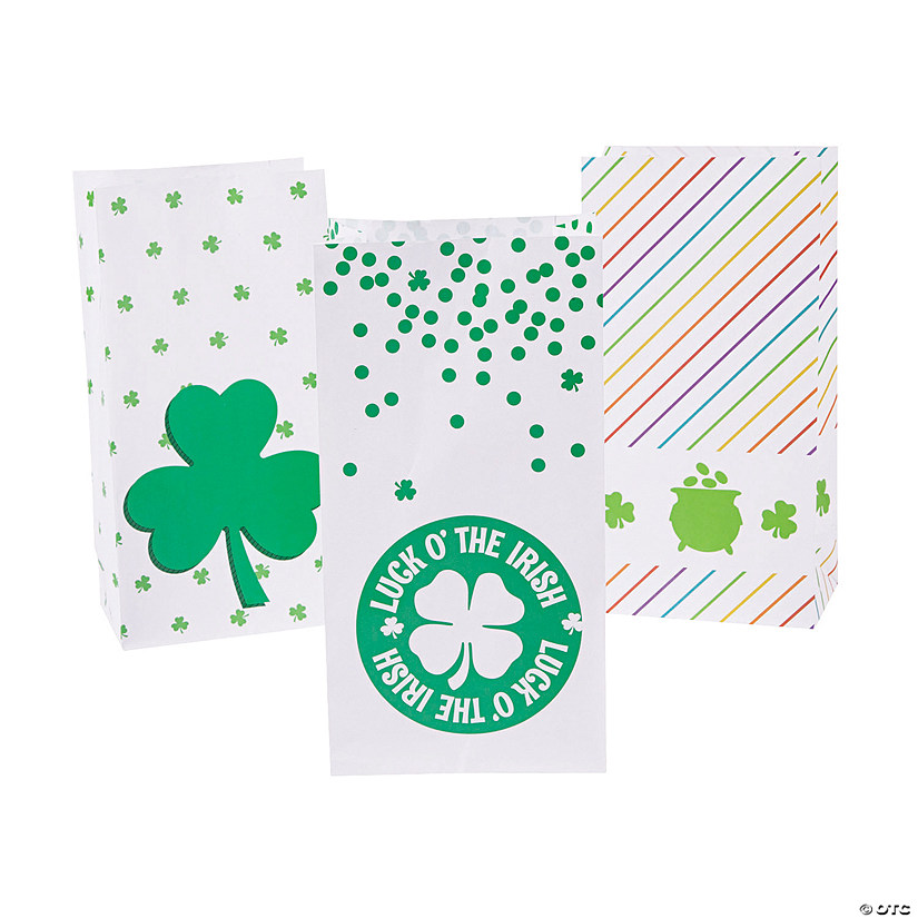 St. Patrick's Day Treat Bags Image Thumbnail