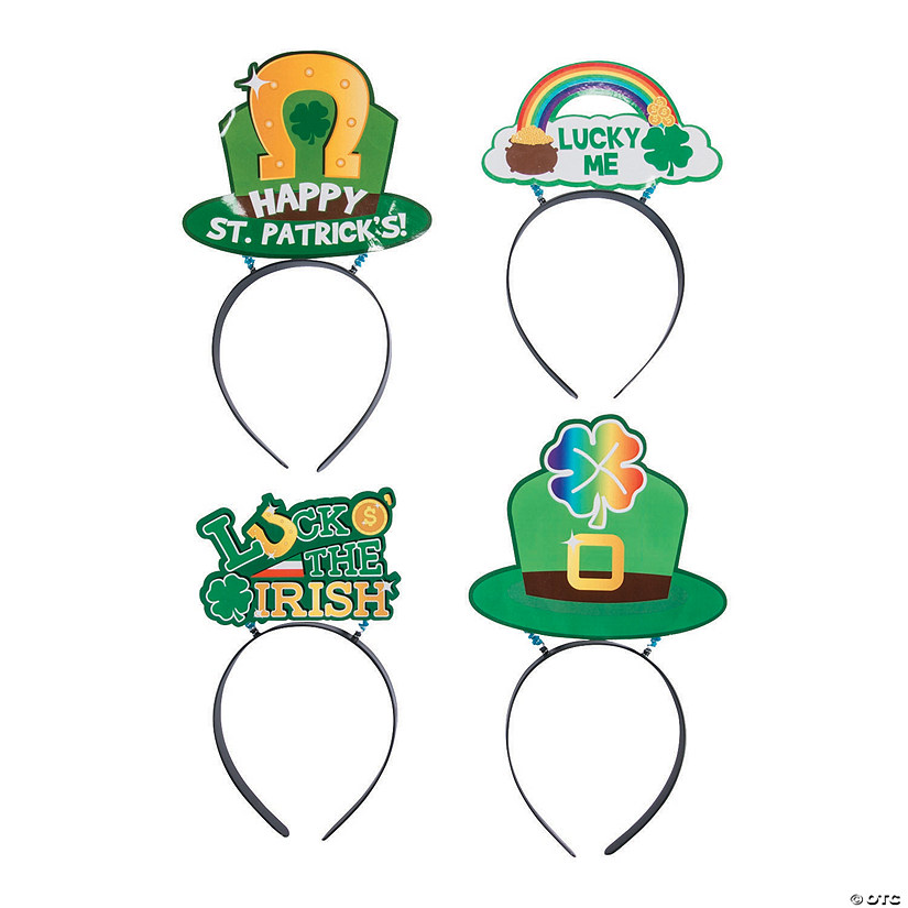 St. Patrick's Day Head Boppers Audio Thumbnail
