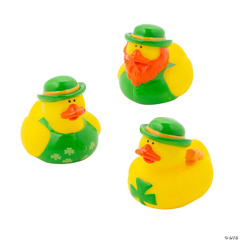 St. Patrick's Day Rubber Duckies Audio Thumbnail