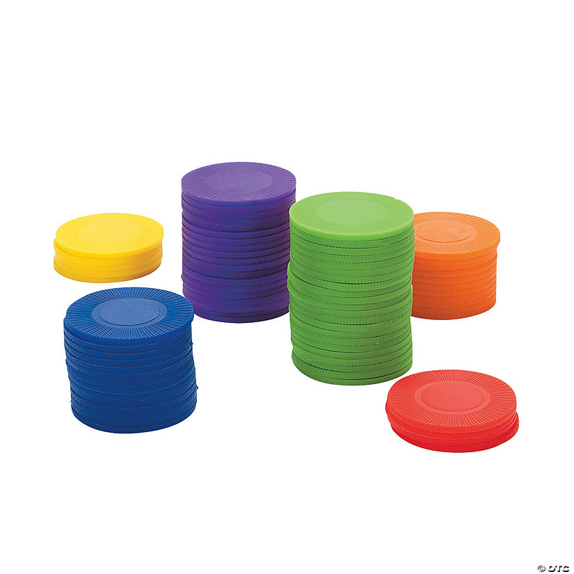 Stackable Counting Chips