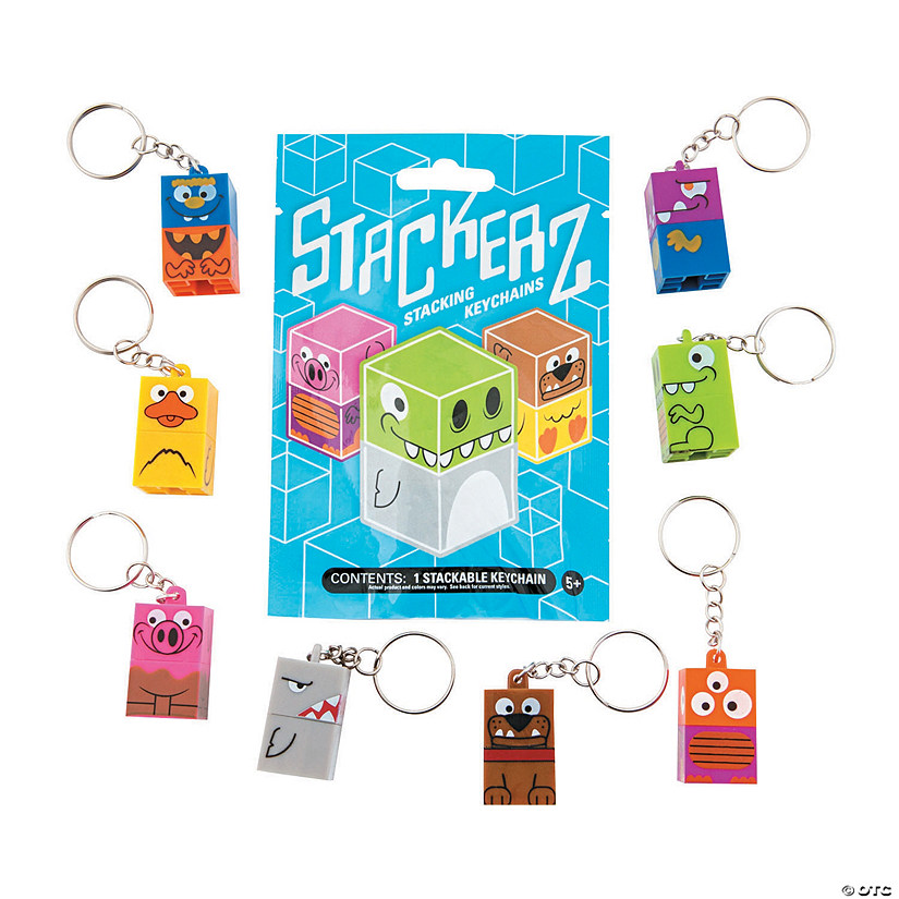 Stackerz Keychain Blind Bags Audio Thumbnail