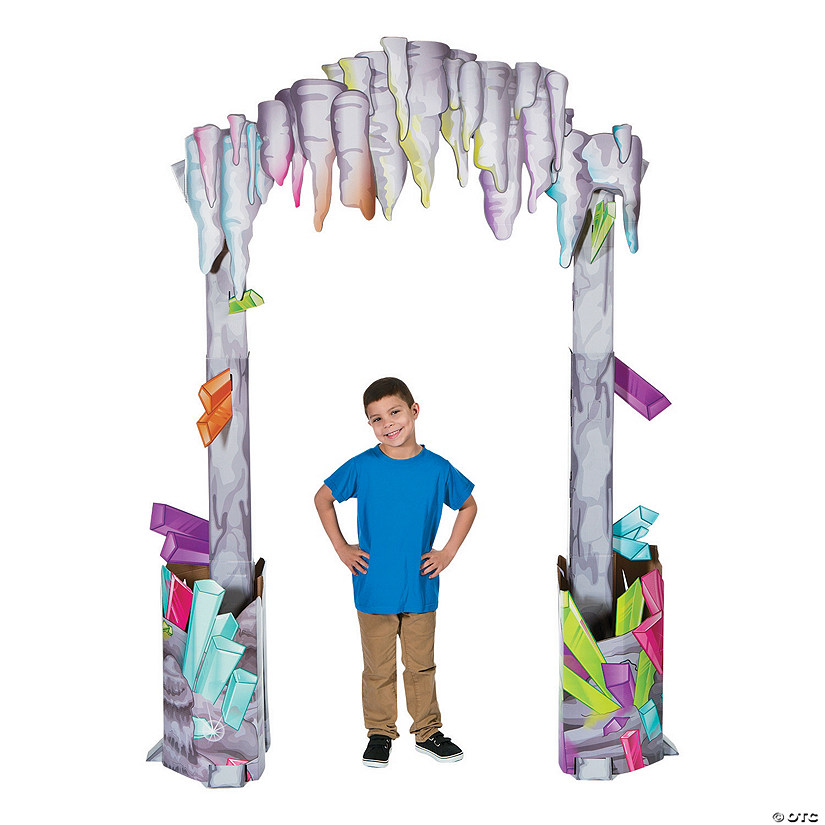 Stalactite Archway Cardboard Stand-Up