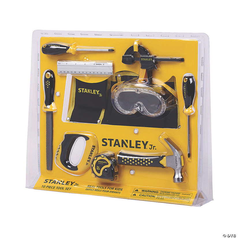 Stanley Jr 10pc Tool Set Audio Thumbnail