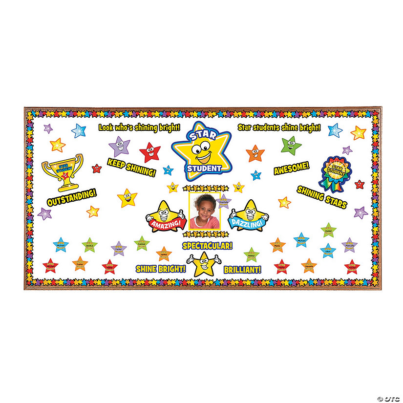 Star Student Bulletin Board Set