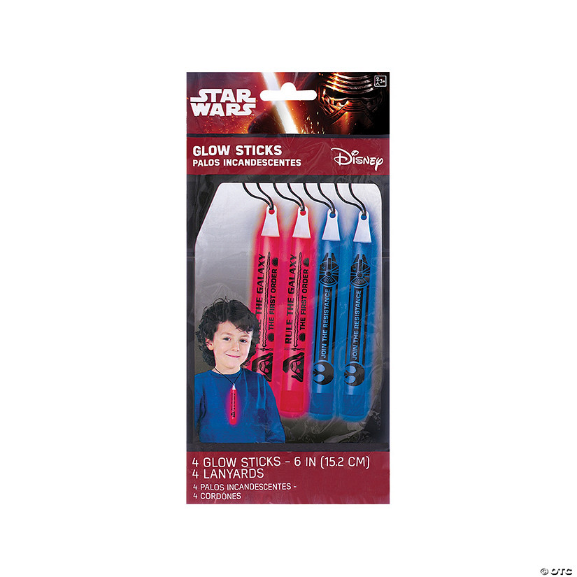 Star Wars™ Episode VII: The Force Awakens Glow Sticks Audio Thumbnail