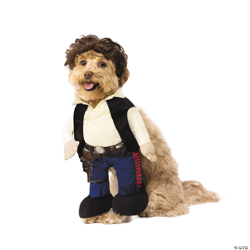 Star Wars Han Solo Dog Costume