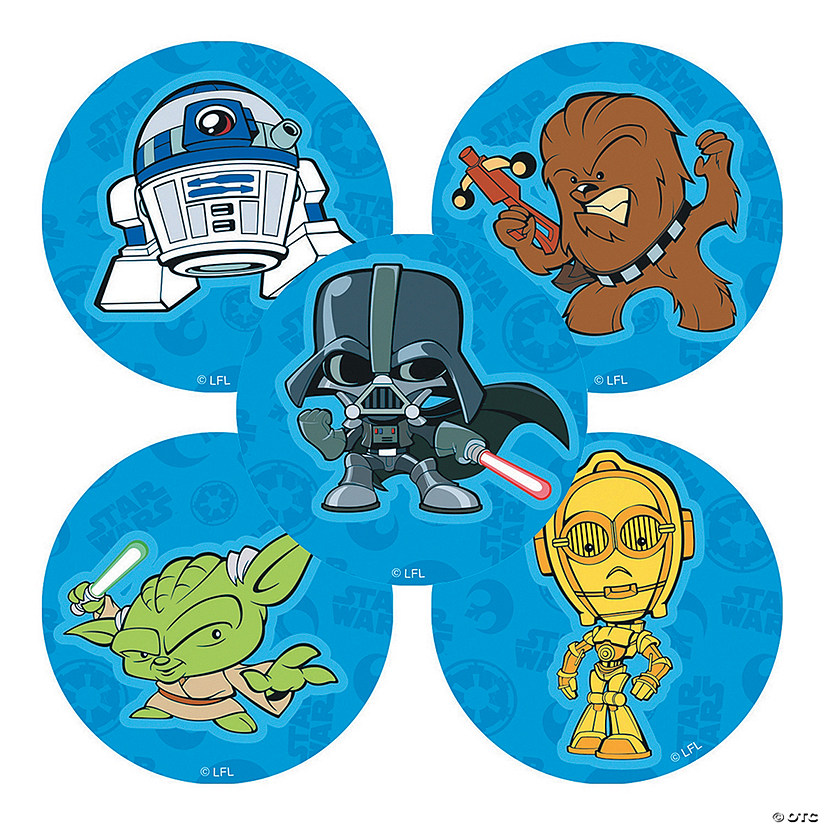 Star Wars™ Pop Stickers