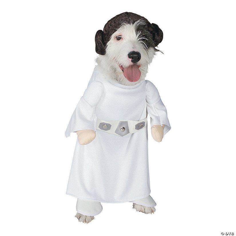 Star Wars™ Princess Leia Dog Costume Audio Thumbnail