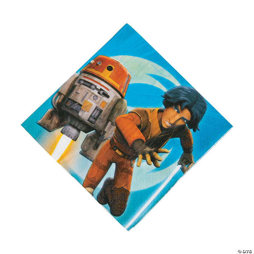 Star Wars Rebels™ Luncheon Napkins Audio Thumbnail