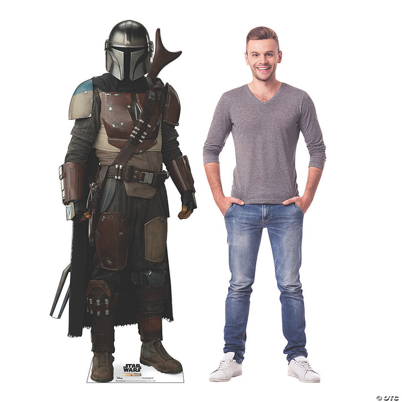 Star Wars™ The Mandalorian™ Stand-Up Audio Thumbnail