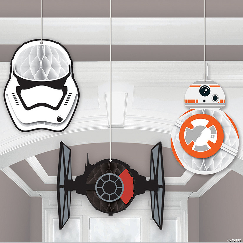Star Wars™ VII Honeycomb Décor