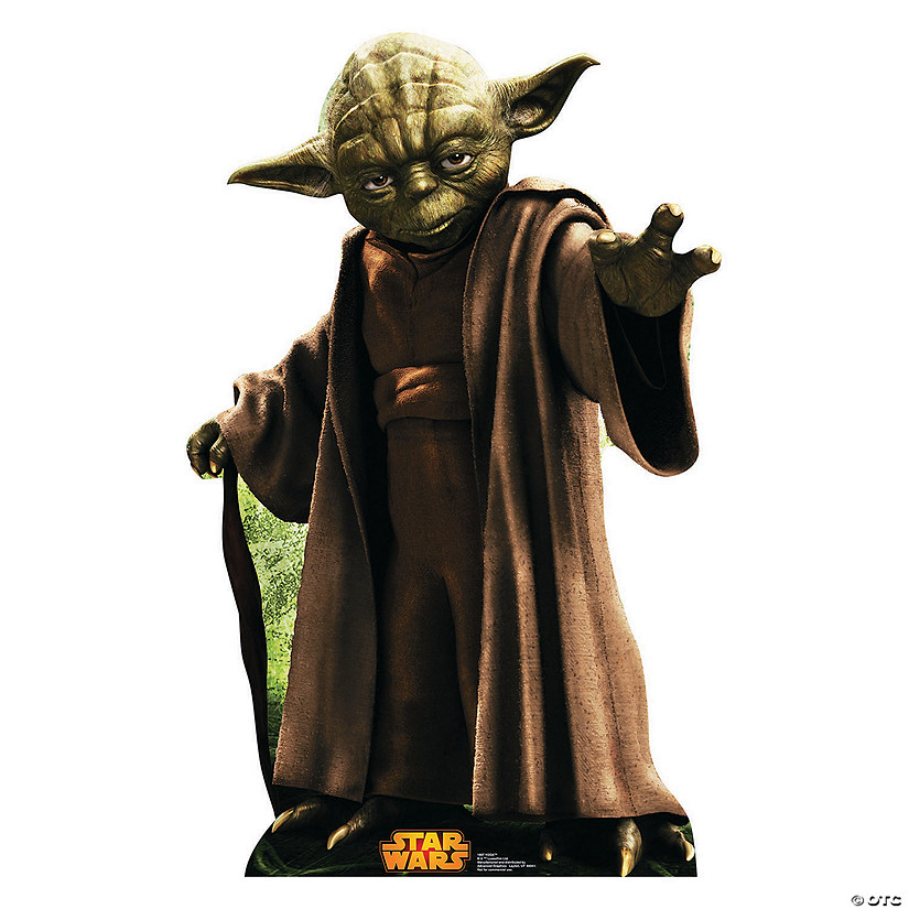 Star Wars™ Yoda Classic Stand-Up