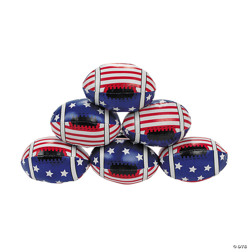 Stars & Stripes Footballs Audio Thumbnail