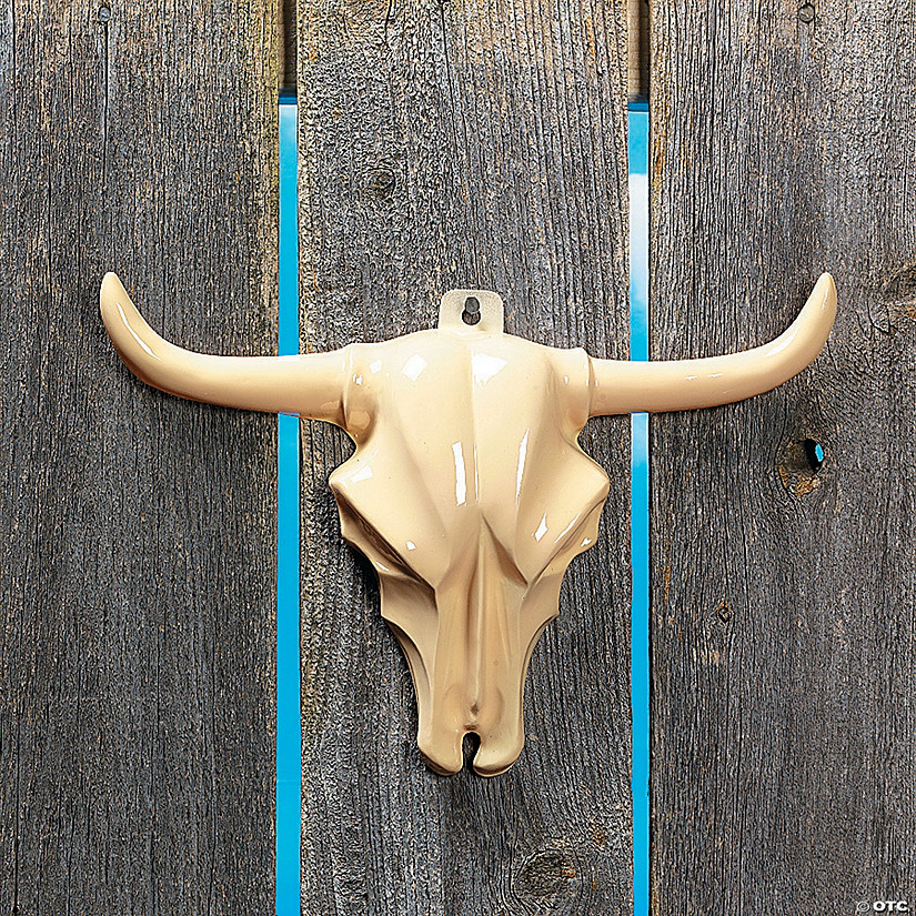 Steer Head Wall Decorations