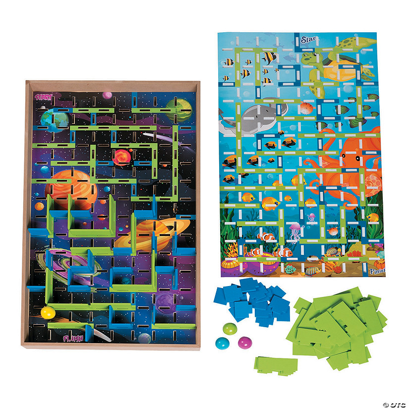 STEM Maze Activity