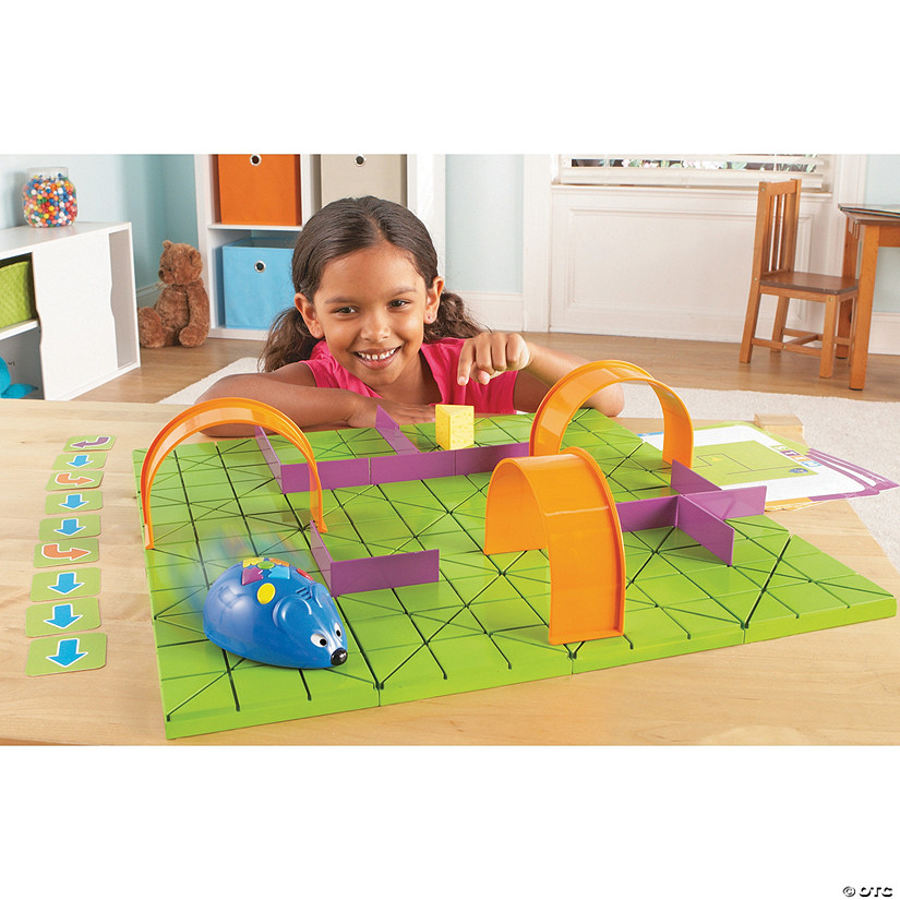 STEM Robot Mouse Coding Activity Set Audio Thumbnail