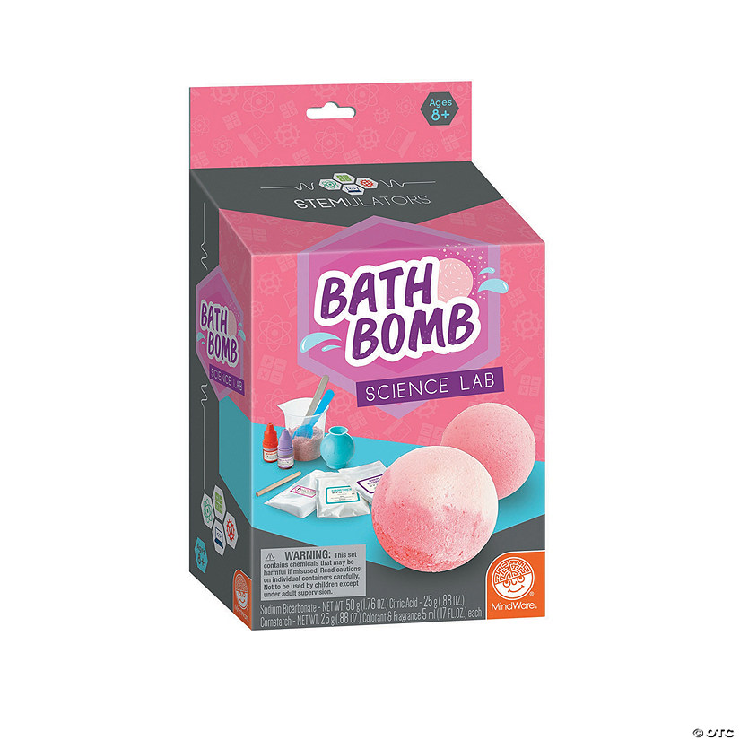 STEMULATORS: Bath Bomb Lab Image Thumbnail