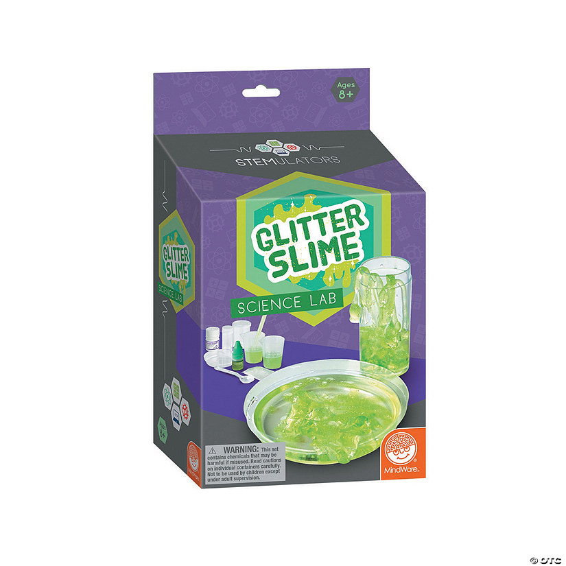 STEMULATORS: Glitter Slime Lab Audio Thumbnail