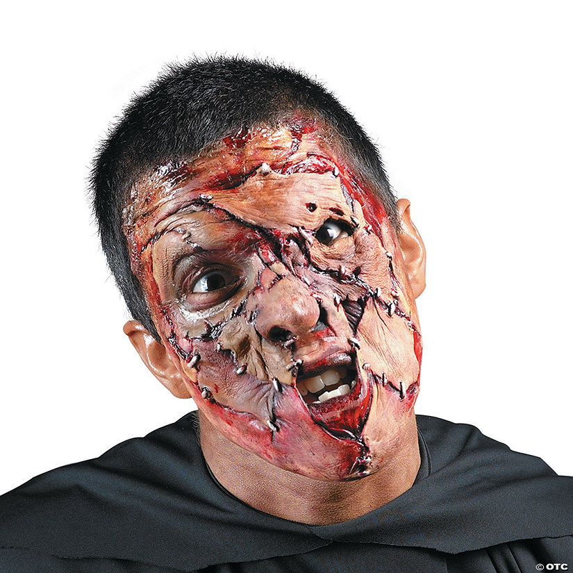 Stitched Face Appliance Mask