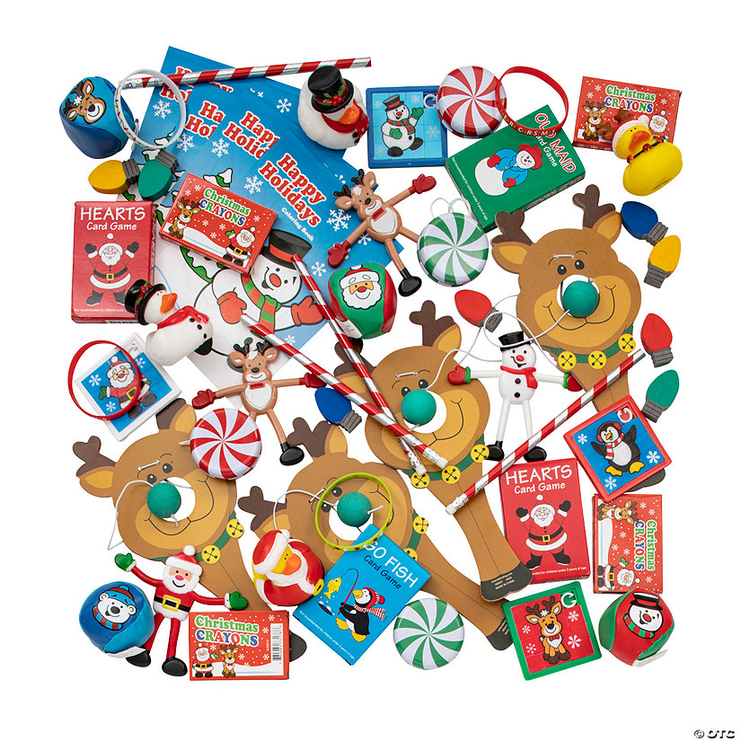 Stocking Stuffer Assortment Image Thumbnail
