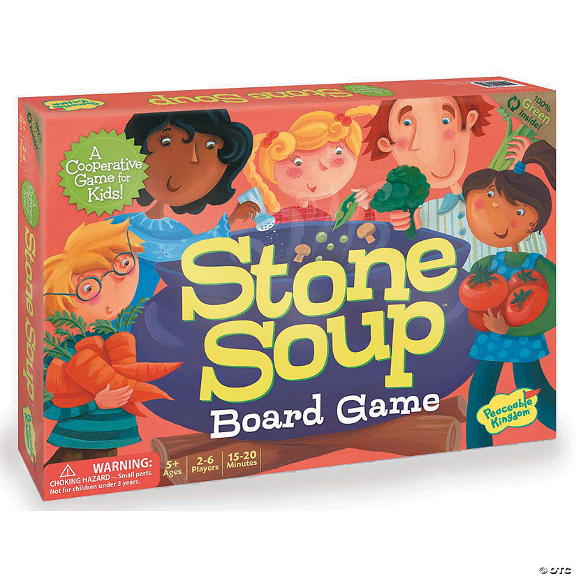 Stone Soup Audio Thumbnail