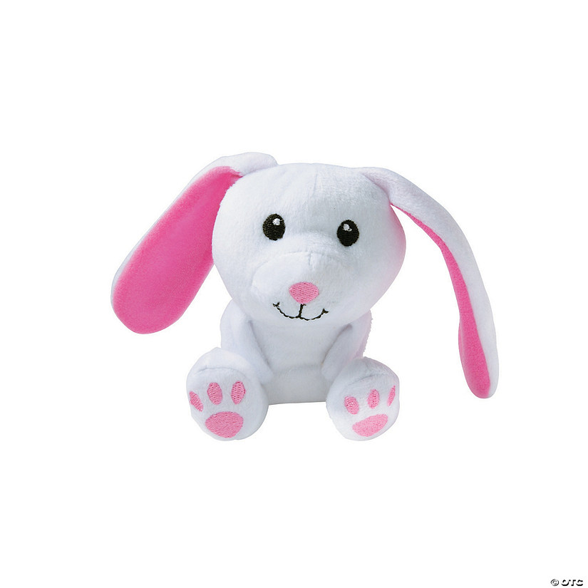 Stuffed Baby Easter Bunnies Image Thumbnail