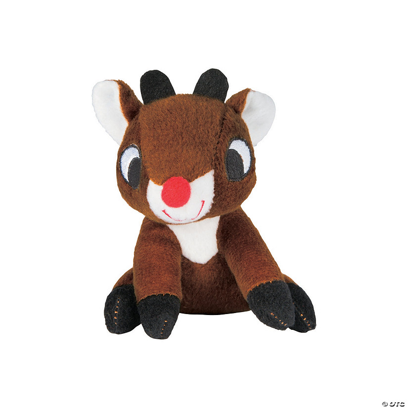 Stuffed Rudolph the Red-Nosed Reindeer<sup>&#174;</sup> Audio Thumbnail