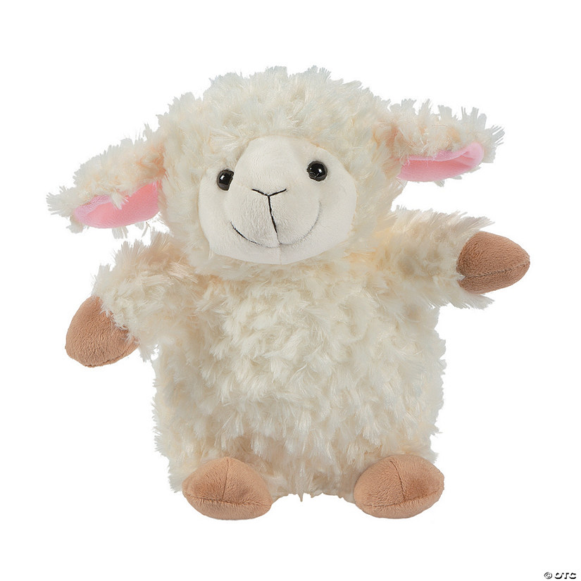 Stuffed Sheep Image Thumbnail