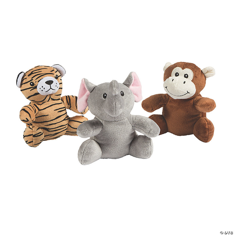 Stuffed Zoo Animals with Sound Audio Thumbnail