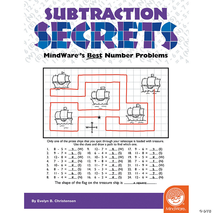 Subtraction Secrets Audio Thumbnail